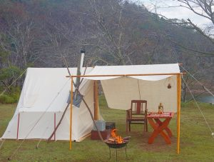 Benefits of canvas tents