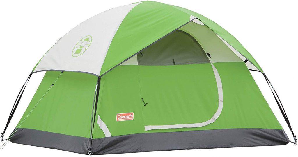 Coleman Sundrome Cabin Tent