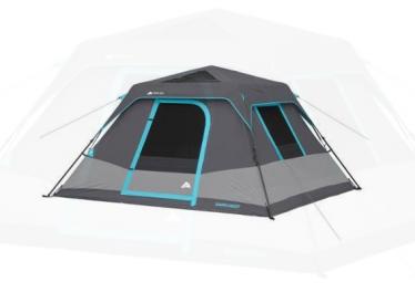 Generic Ozark Trail Tent