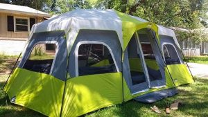 When you go for cabin tents