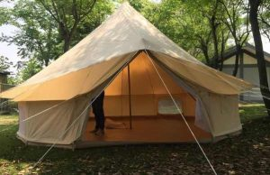 Why Choose a Canvas Tent
